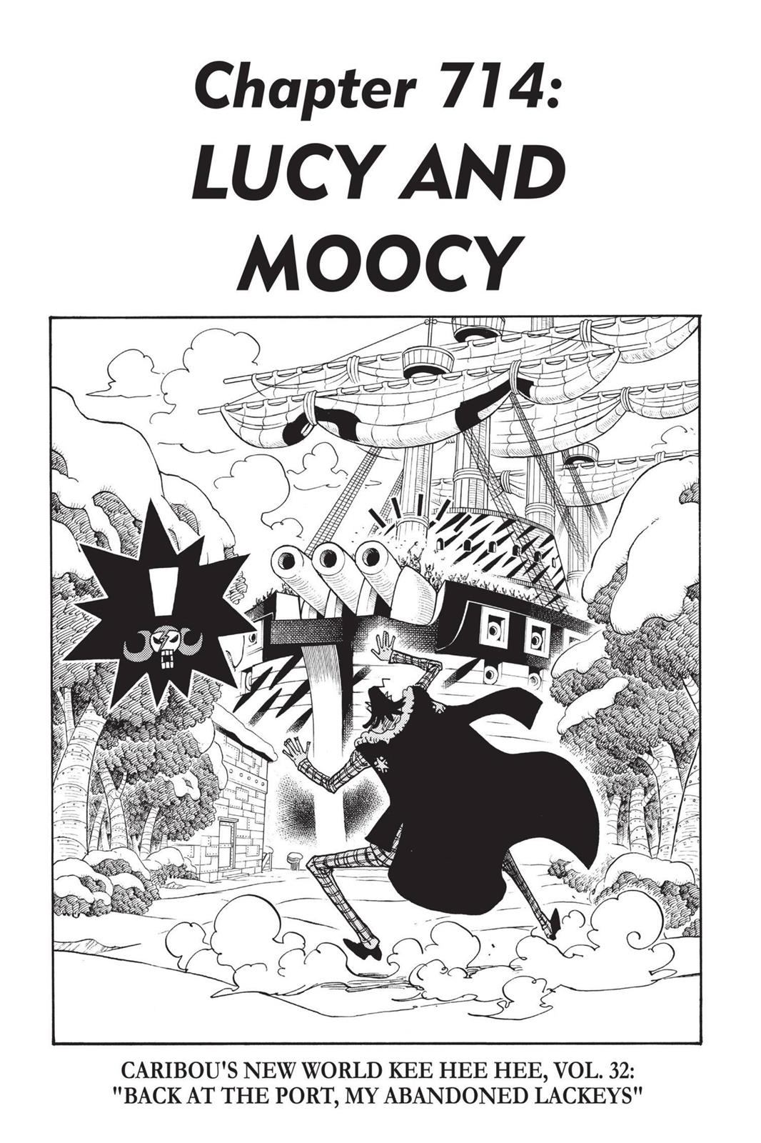 One Piece, Chapter 714 image 001