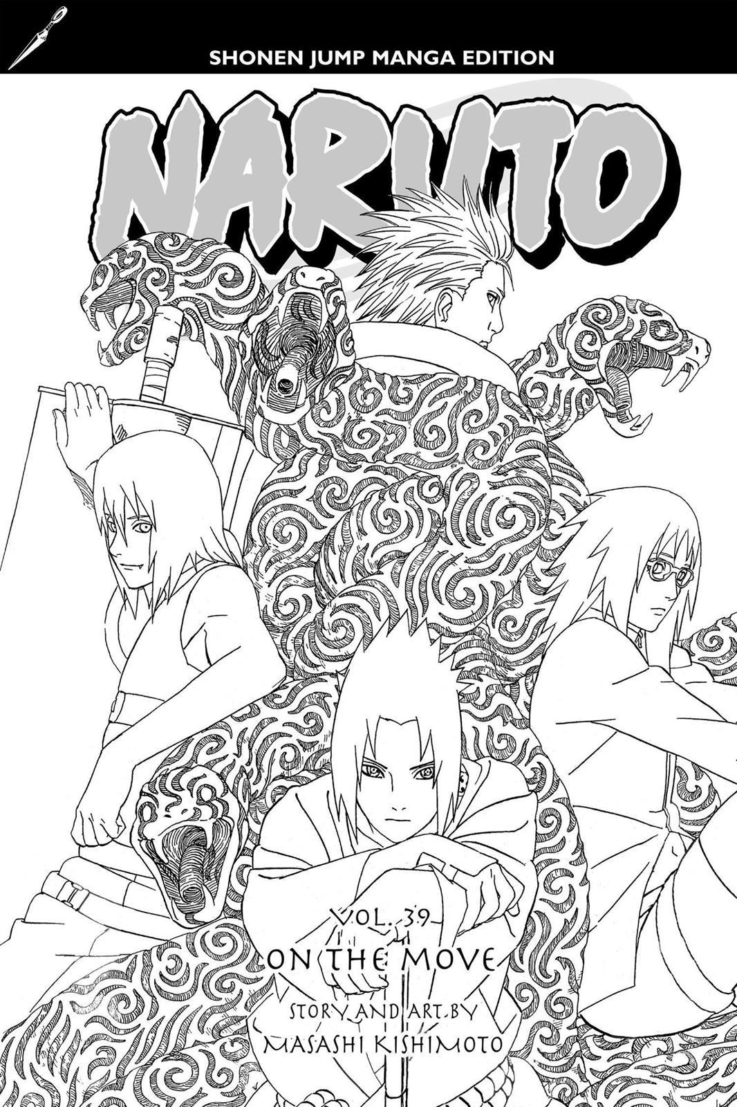 Naruto, Chapter 350 image 004