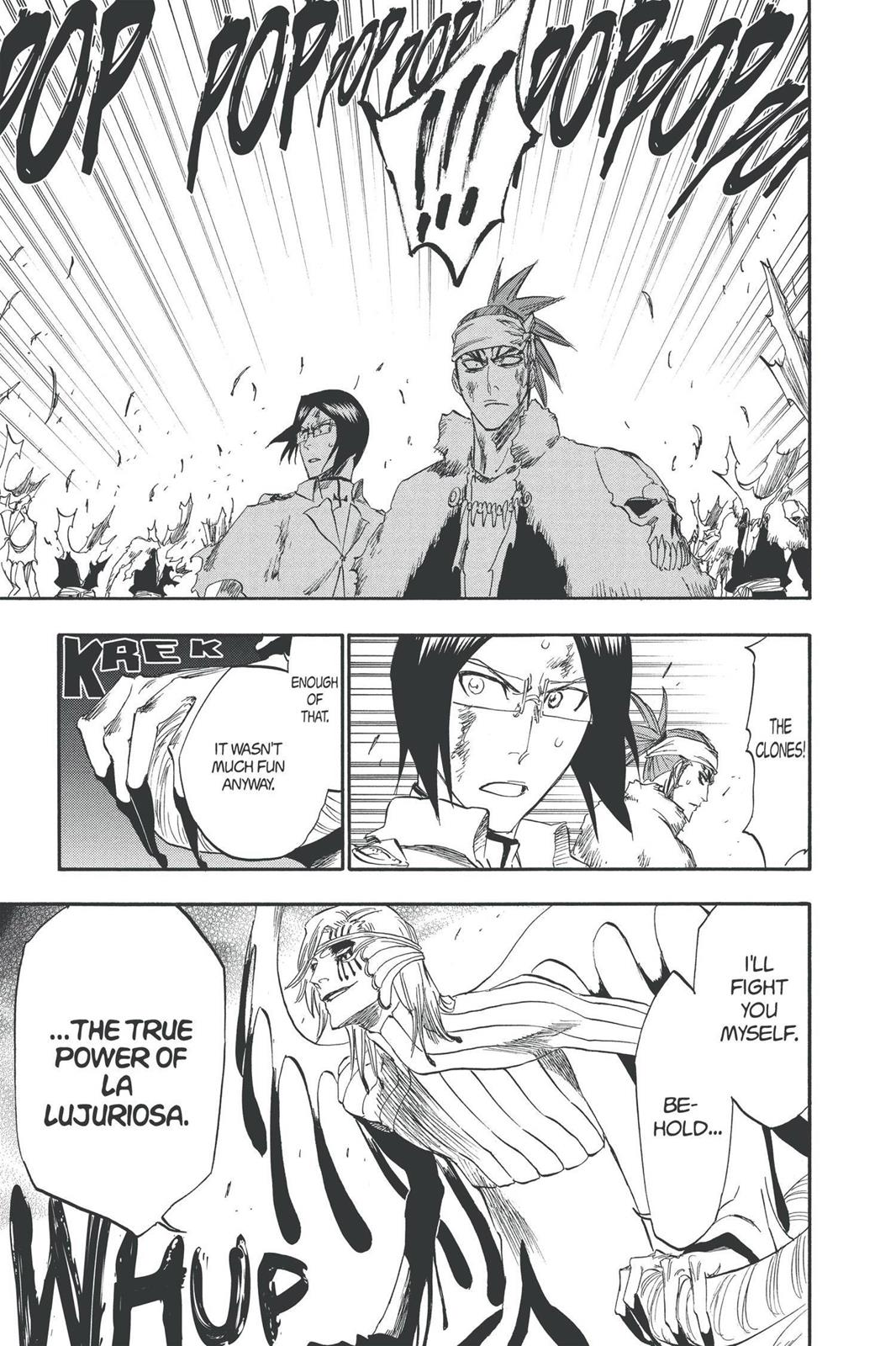 Bleach, Chapter 292 image 018