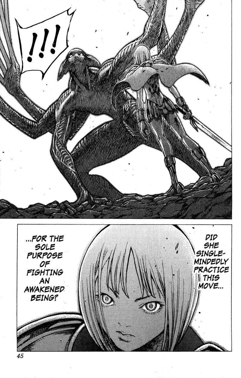 Claymore, Chapter 29 image 007
