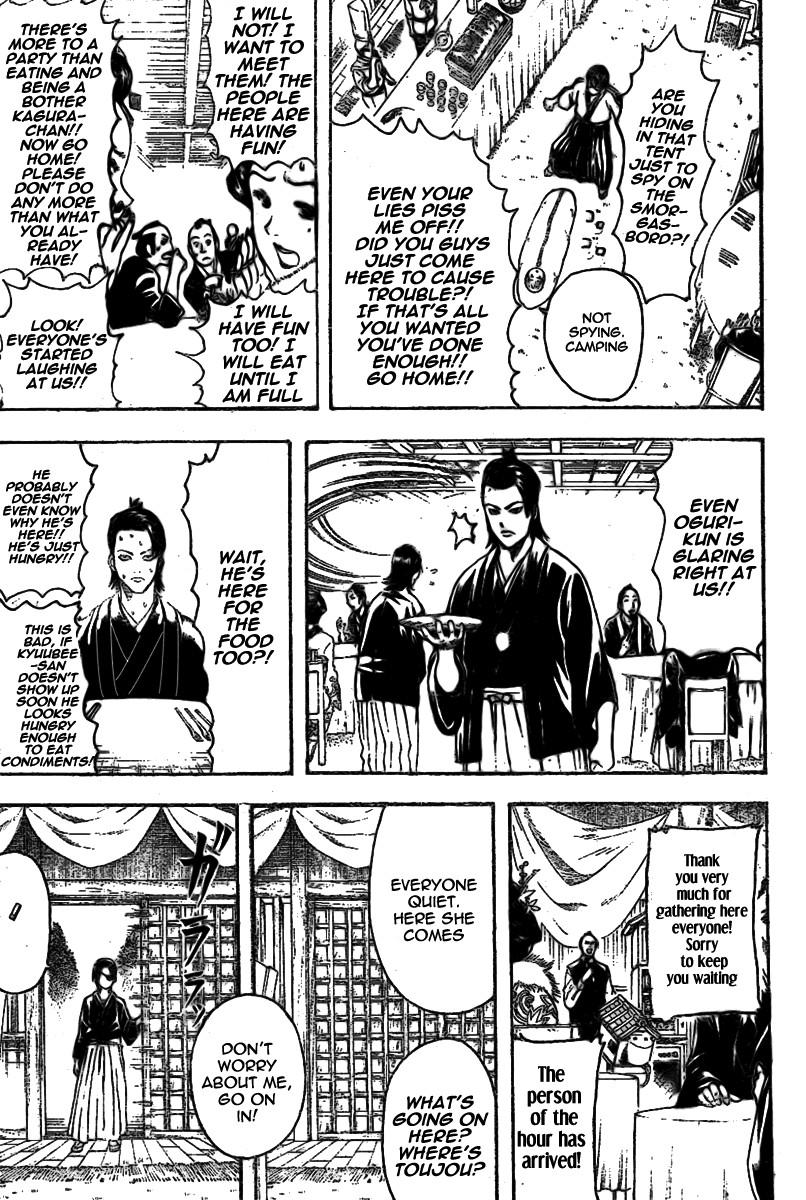 Gintama Chapter, 236 image 009