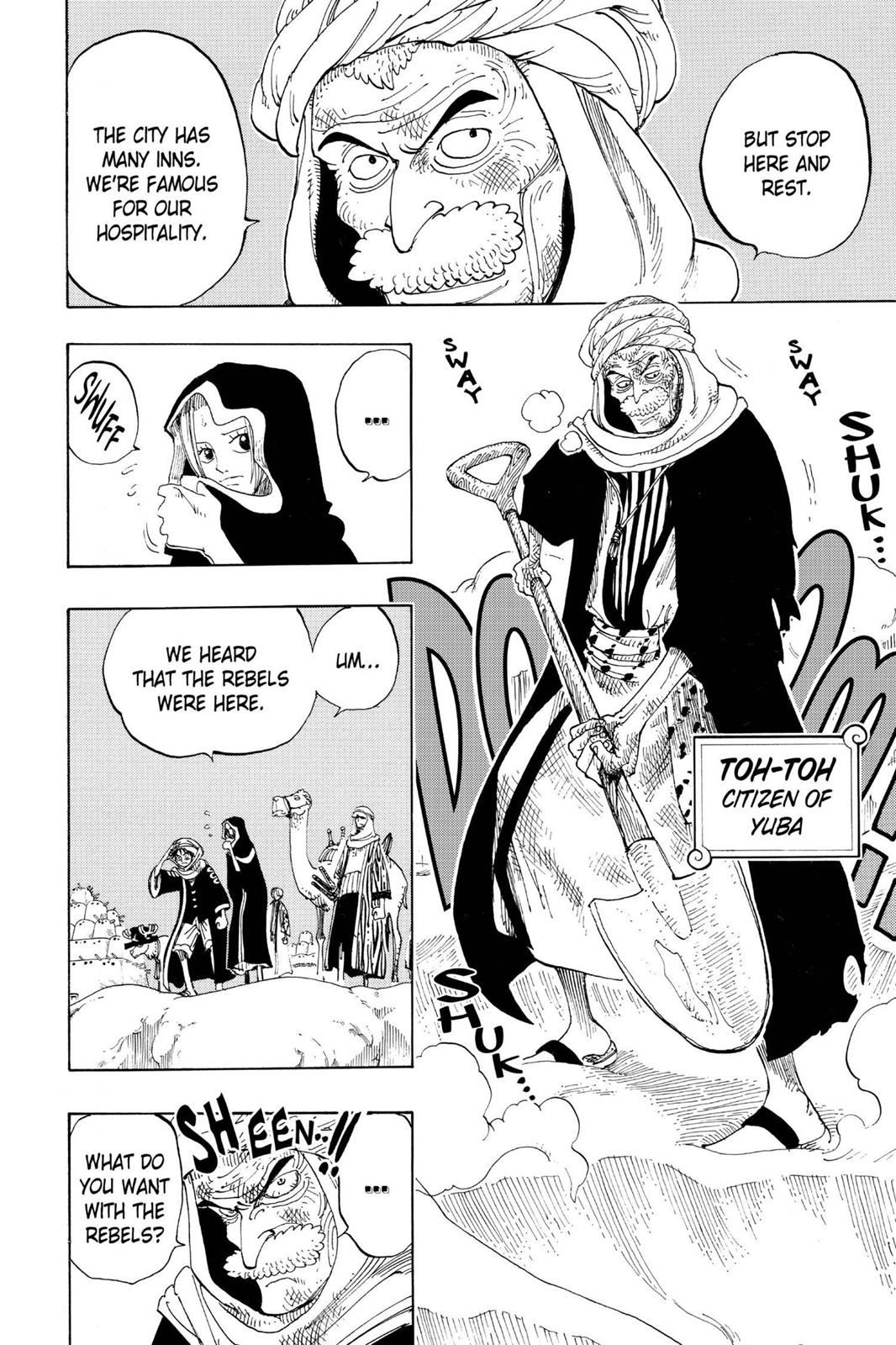 One Piece, Chapter 163 image 006