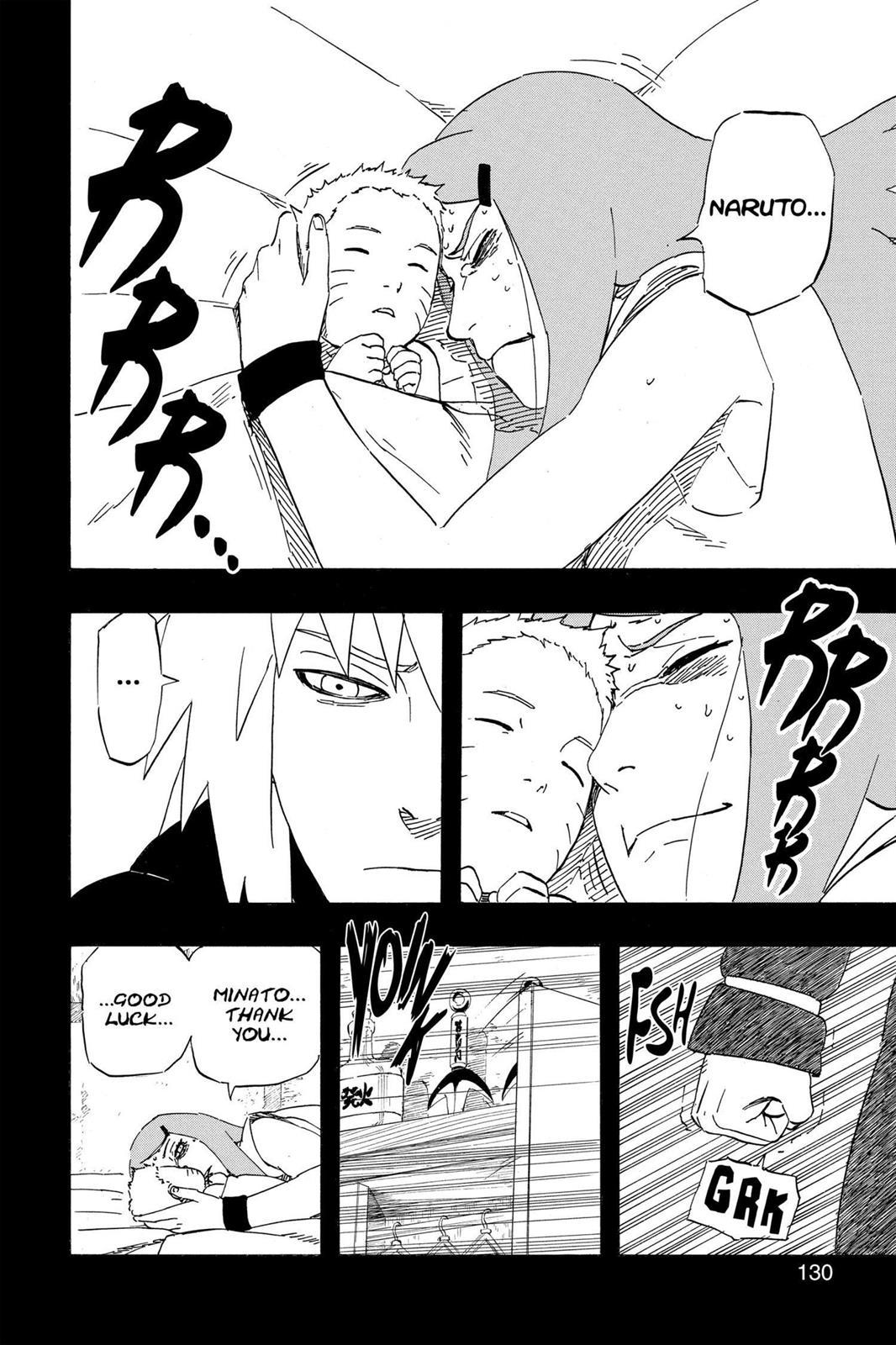 Naruto, Chapter 501 image 015