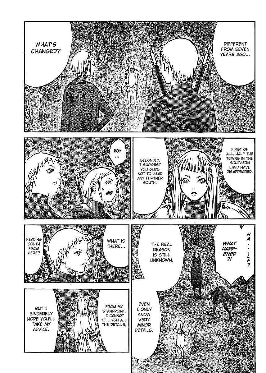 Claymore, Chapter 86 image 011