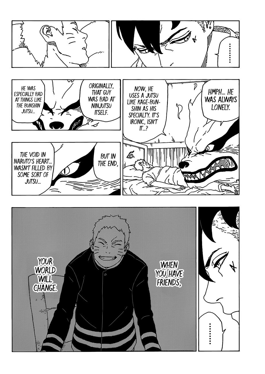 Boruto Manga, Chapter 35 image 007