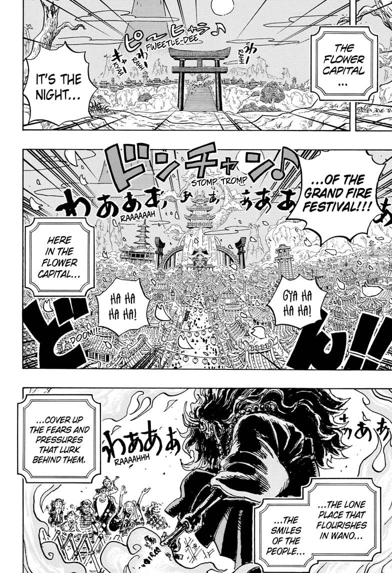 One Piece, Chapter 993 image 002