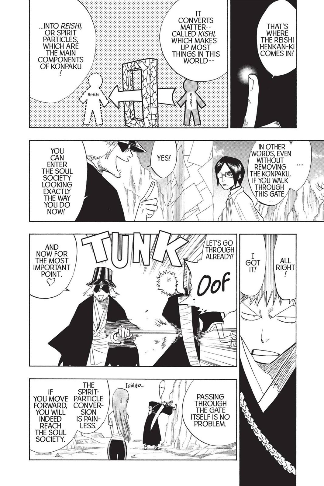 Bleach, Chapter 70 image 008