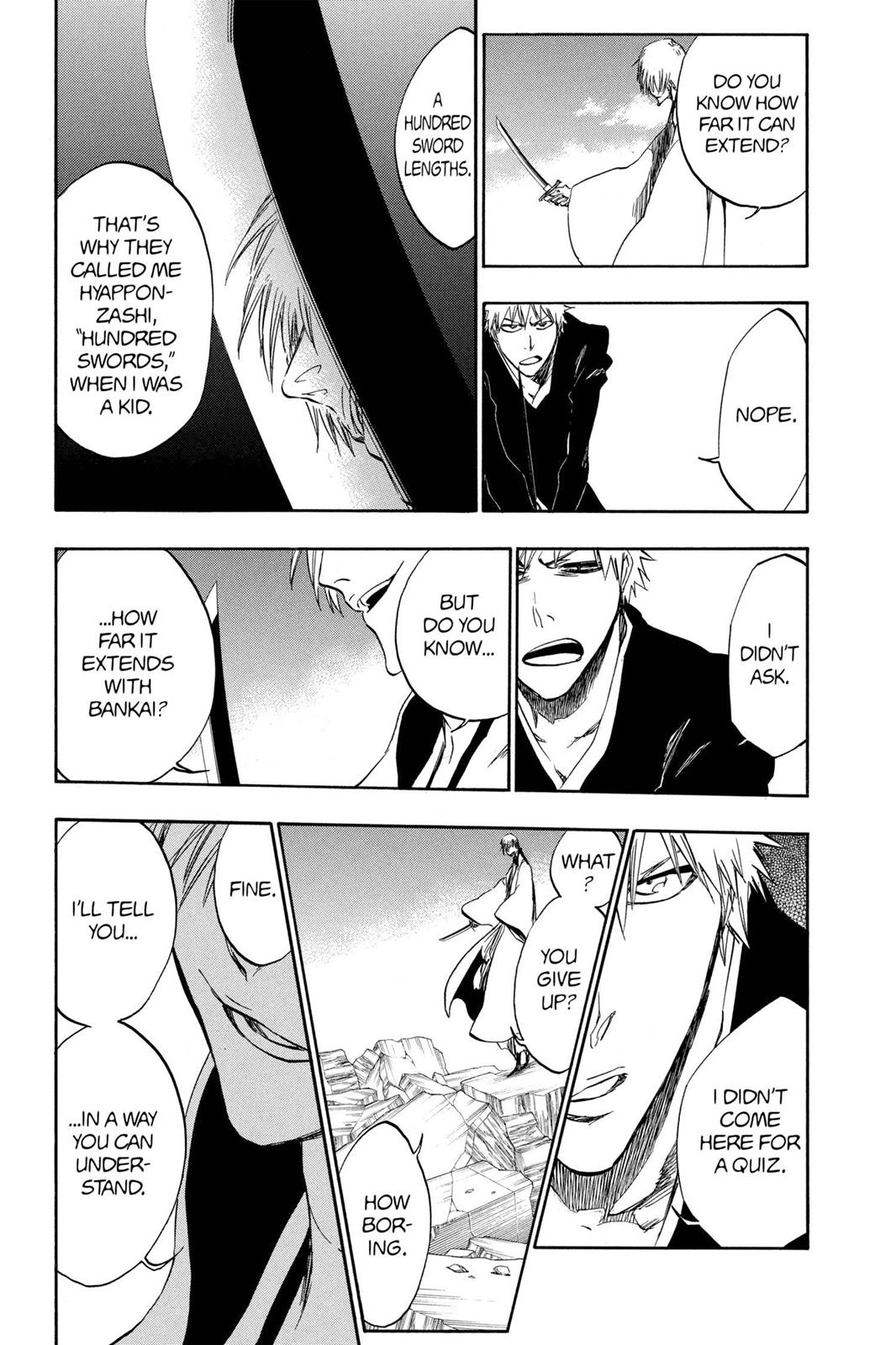 Bleach, Chapter 399 image 011