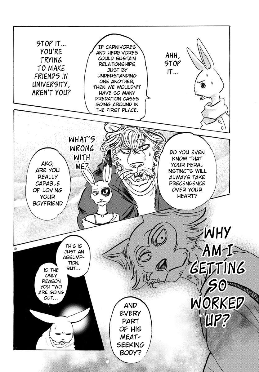 Beastars Manga, Chapter 119 image 010