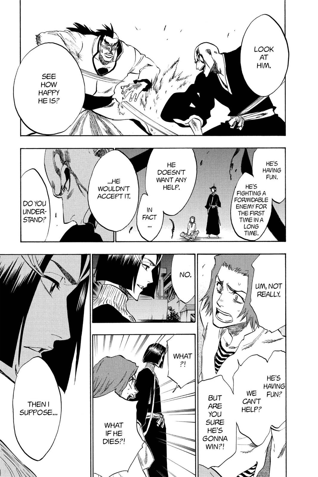 Bleach, Chapter 203 image 005