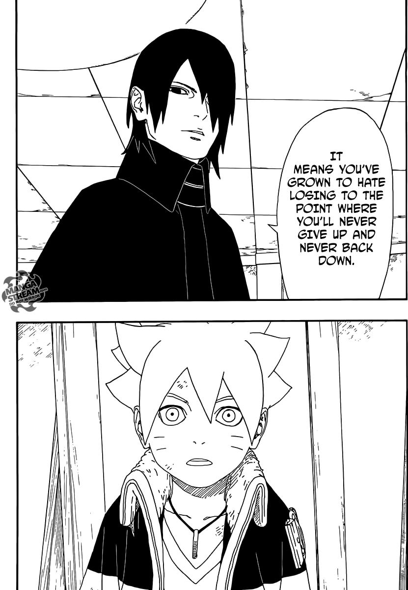 Boruto Manga, Chapter 6 image 034