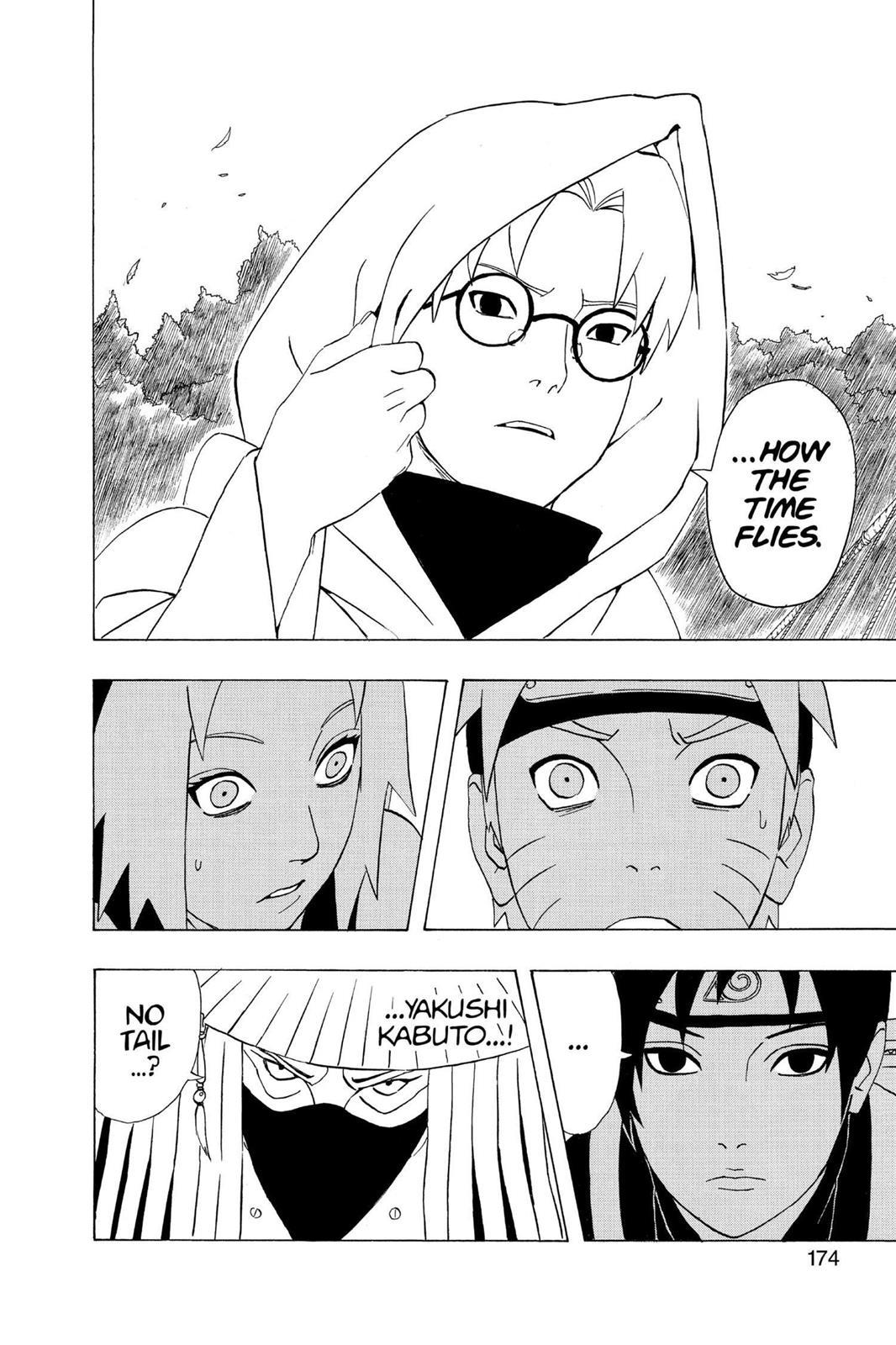 Naruto, Chapter 289 image 012