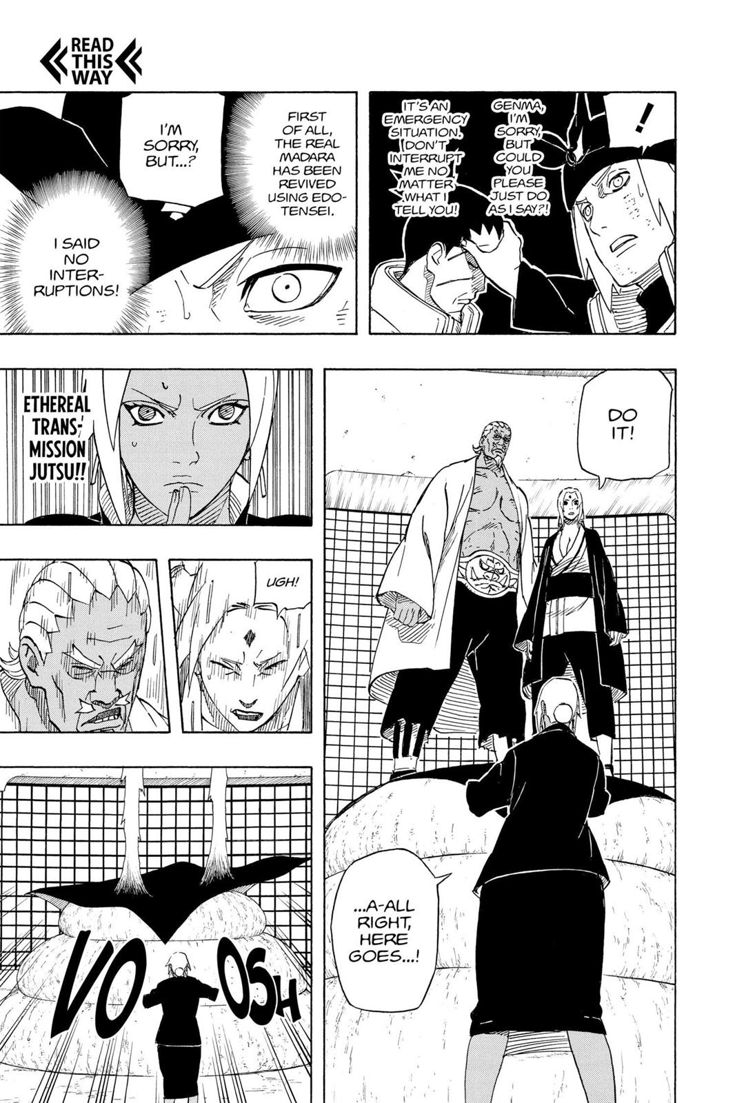 Naruto, Chapter 562 image 011