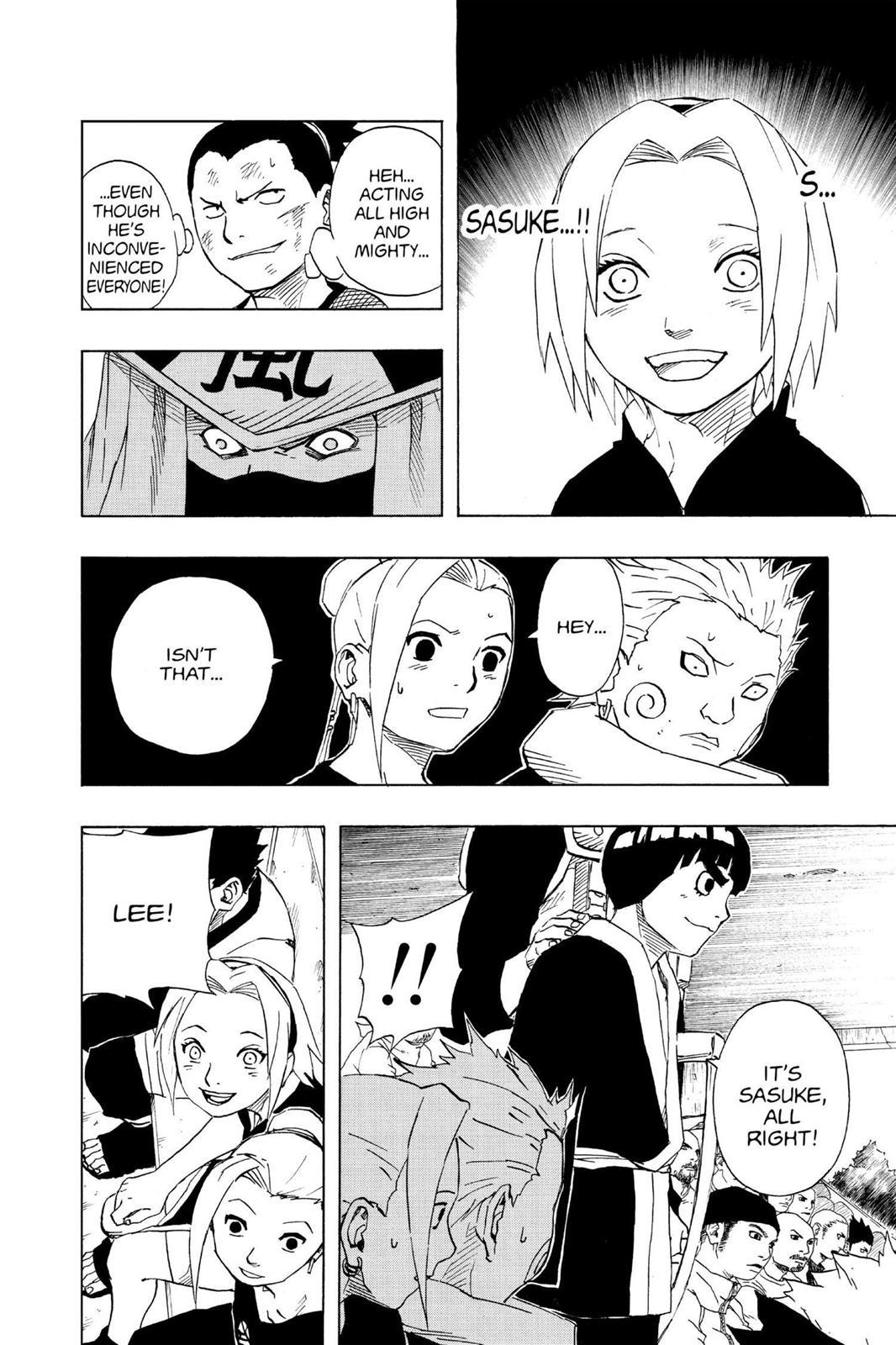 Naruto, Chapter 109 image 025