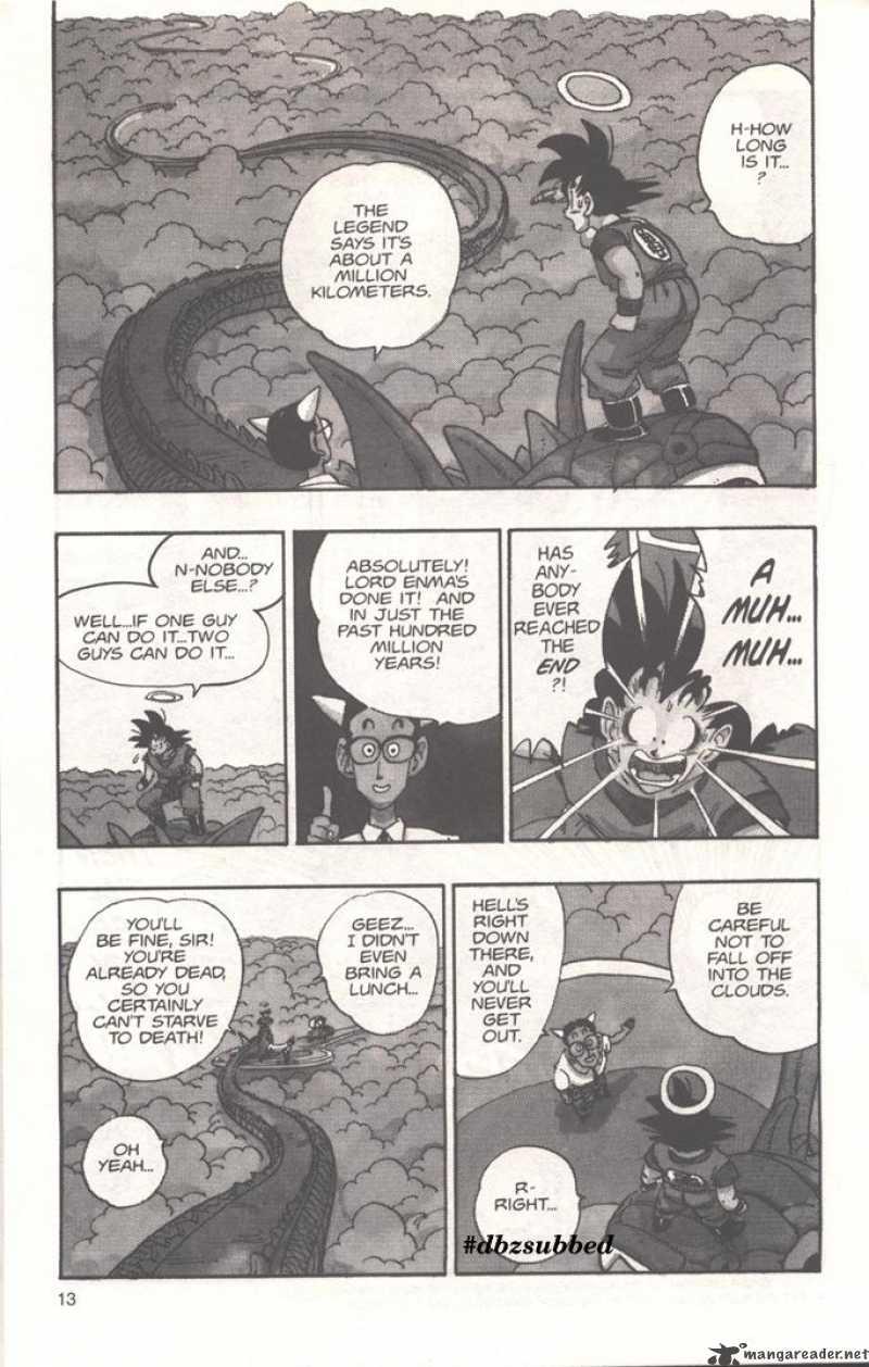 Dragon Ball, Chapter 205 image 012