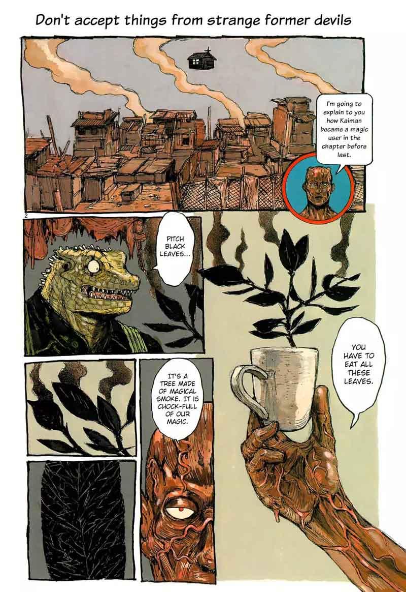 Dorohedoro, Chapter 156 image 029