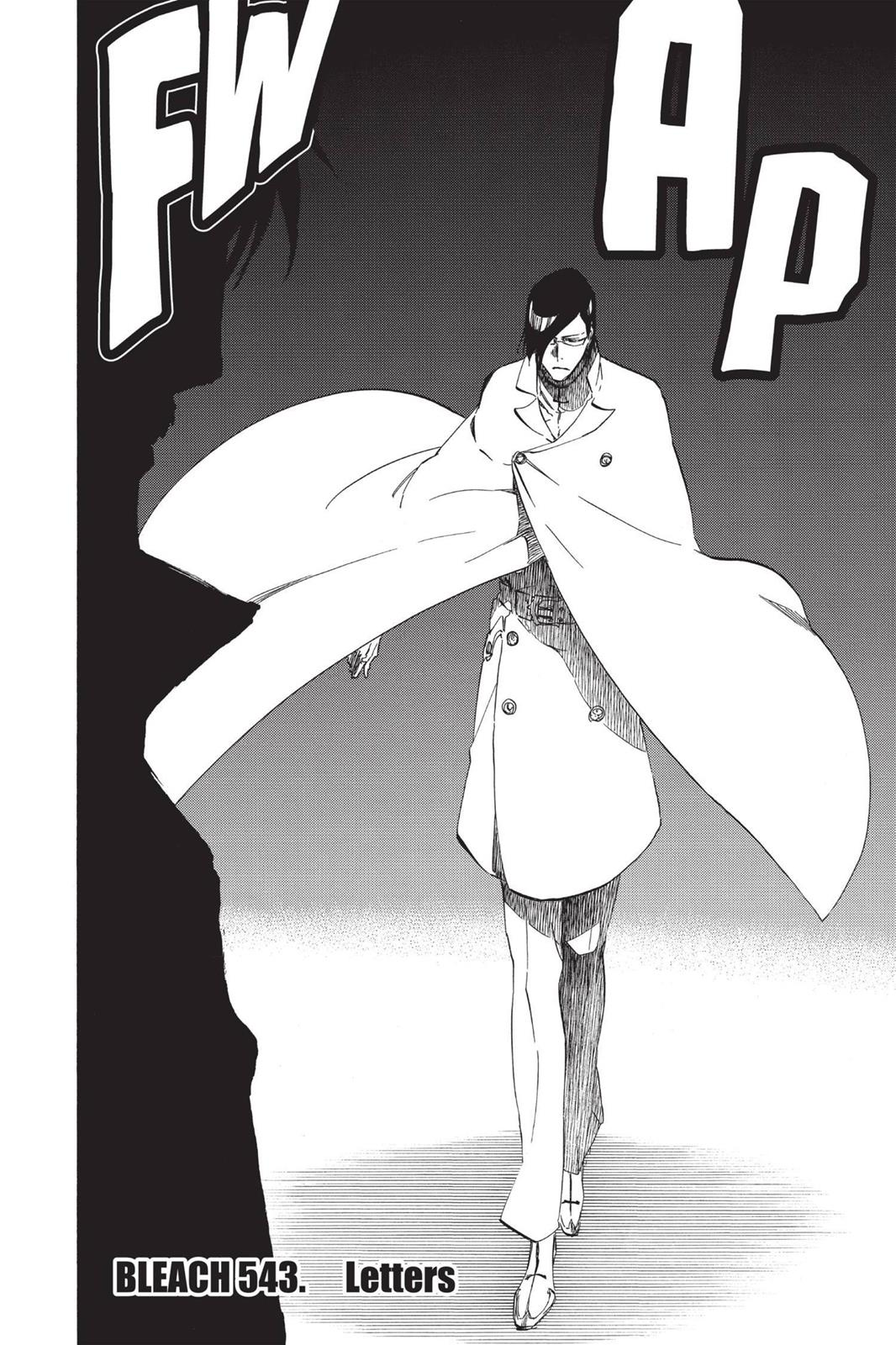 Bleach, Chapter 543 image 002