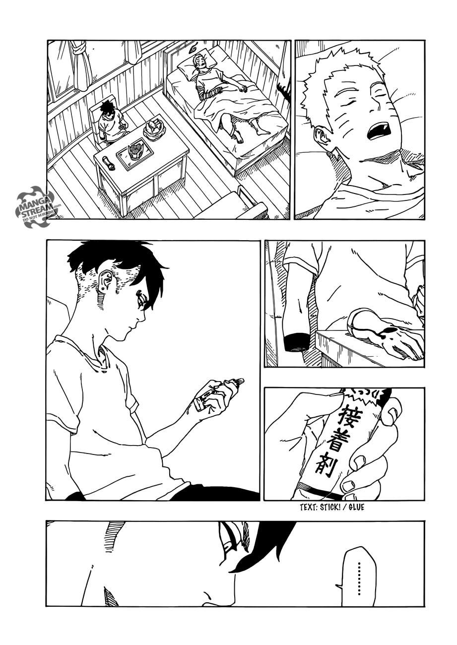 Boruto Manga, Chapter 34 image 030