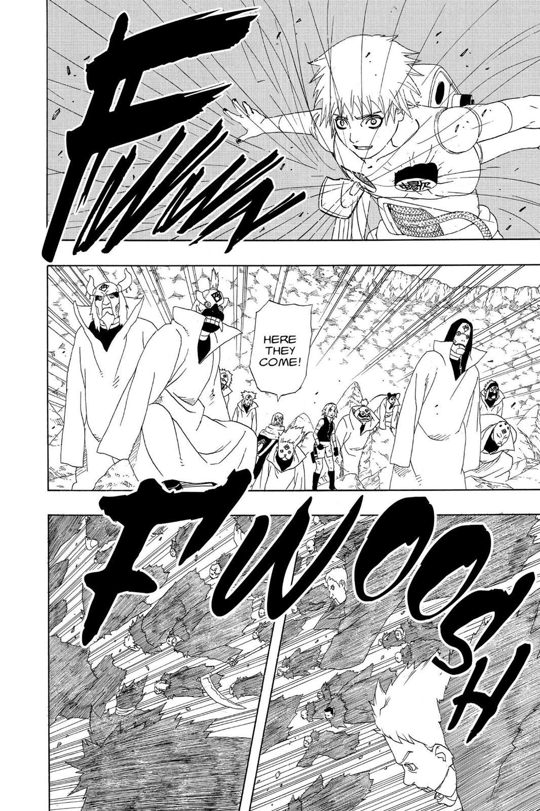 Naruto, Chapter 273 image 002