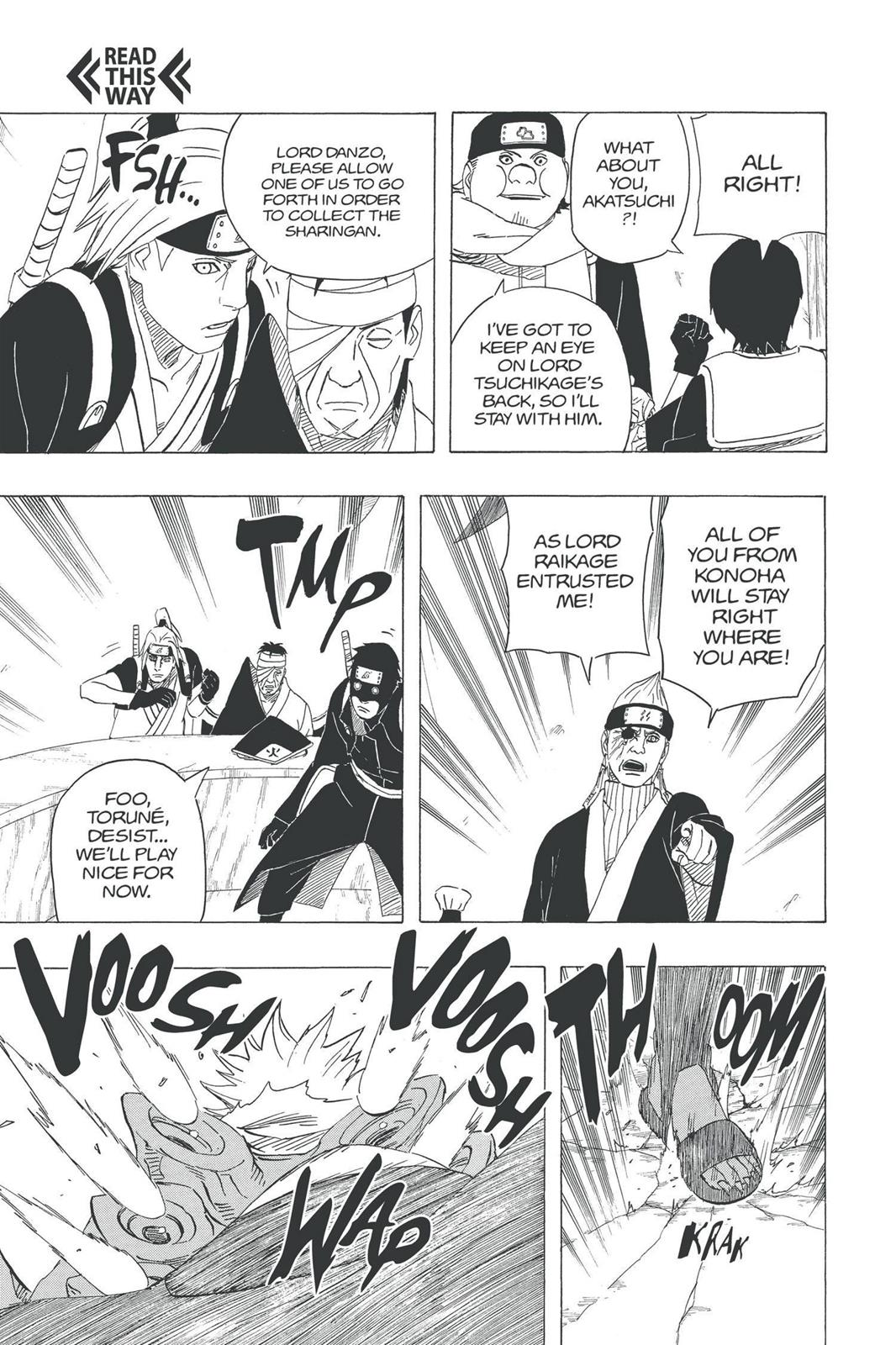 Naruto, Chapter 461 image 015