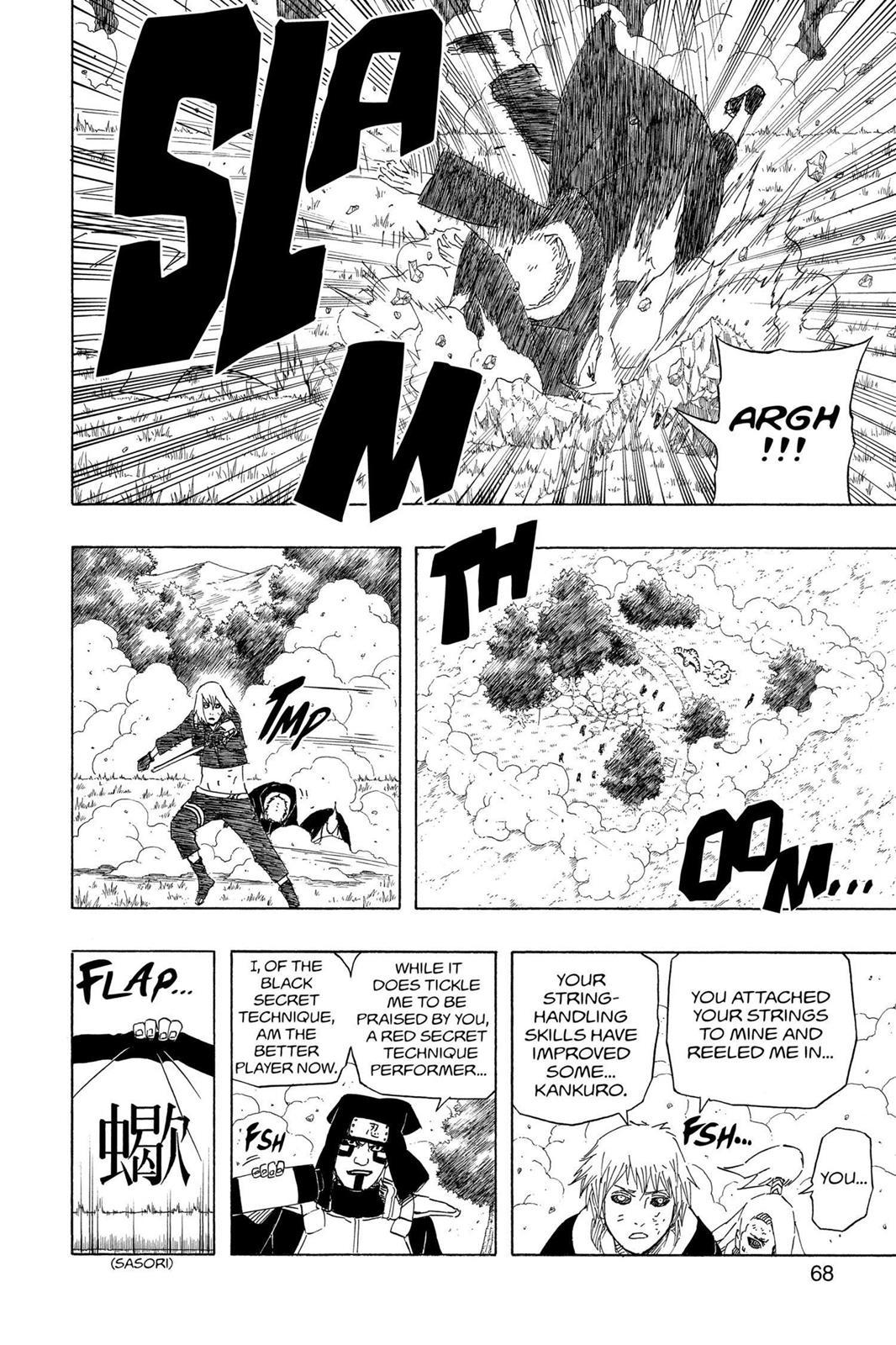 Naruto, Chapter 518 image 004