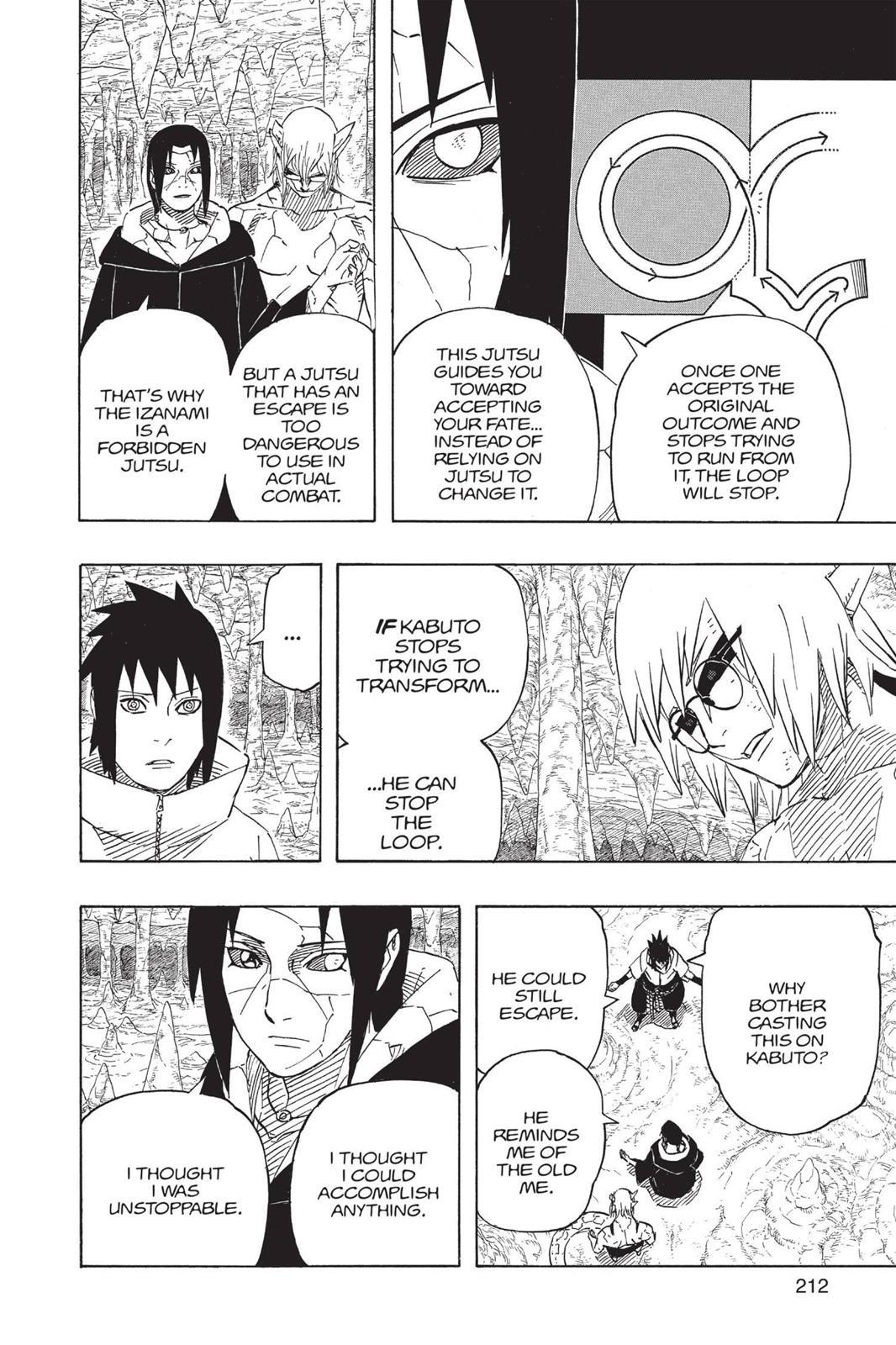 Naruto, Chapter 587 image 006