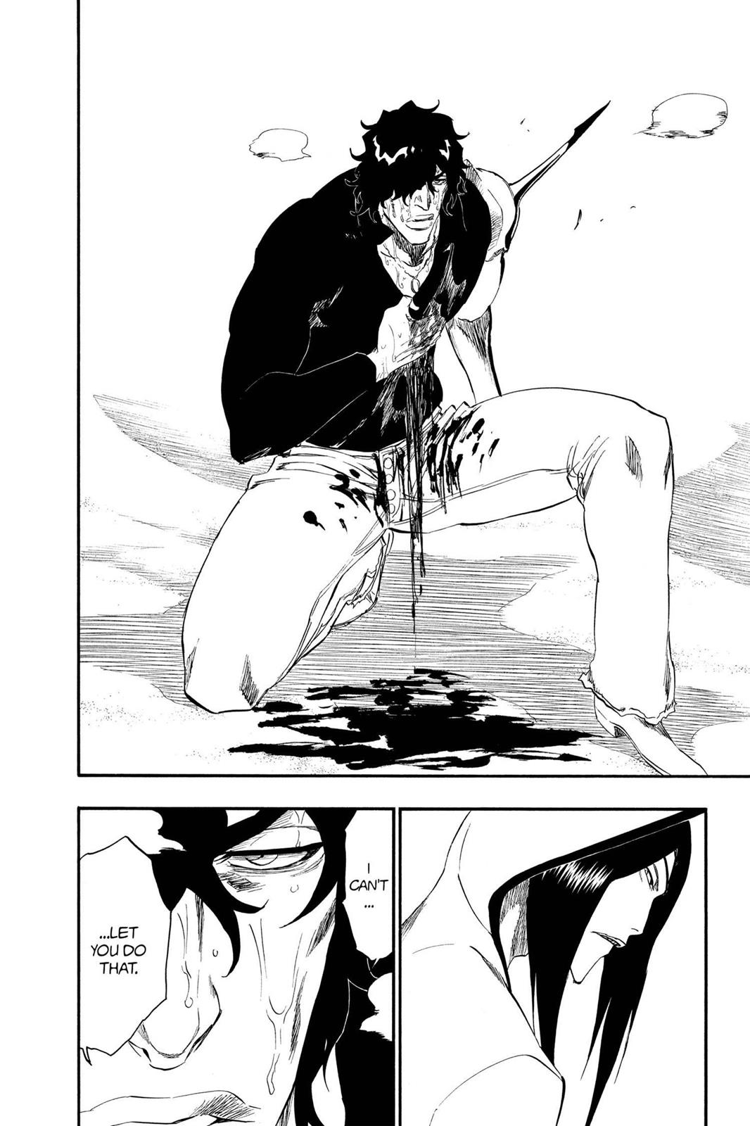 Bleach, Chapter 263 image 006
