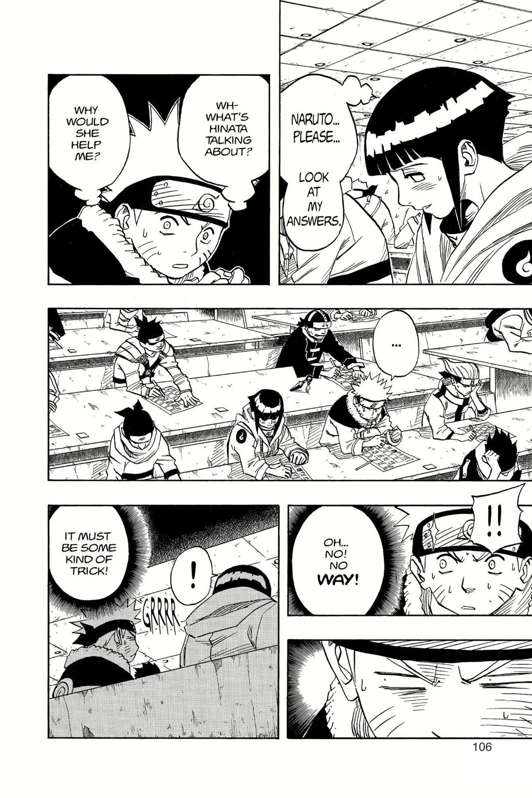 Naruto, Chapter 42 image 002