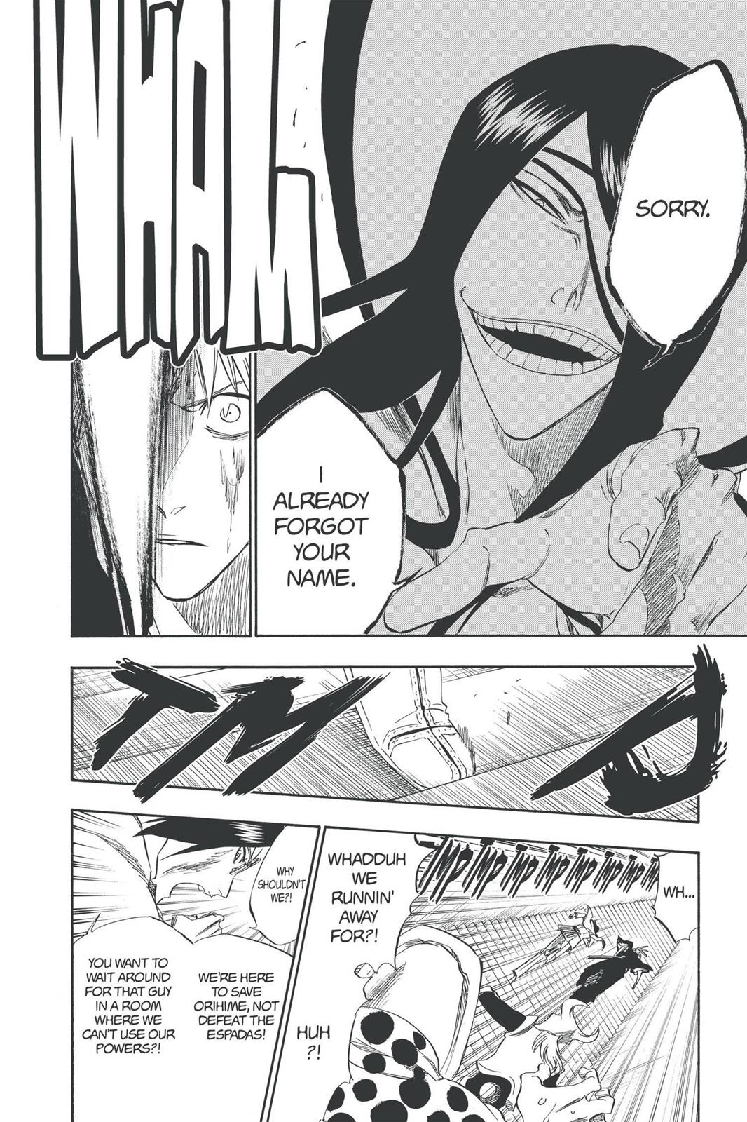 Bleach, Chapter 287 image 020