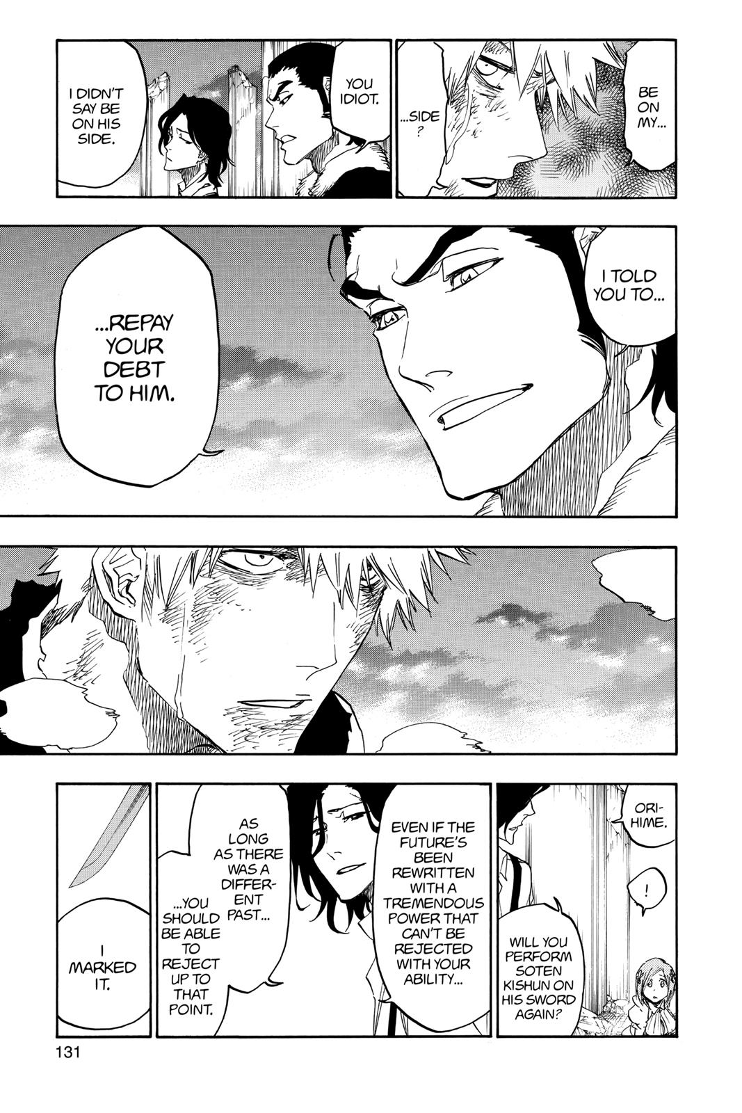 Bleach, Chapter 681 image 015