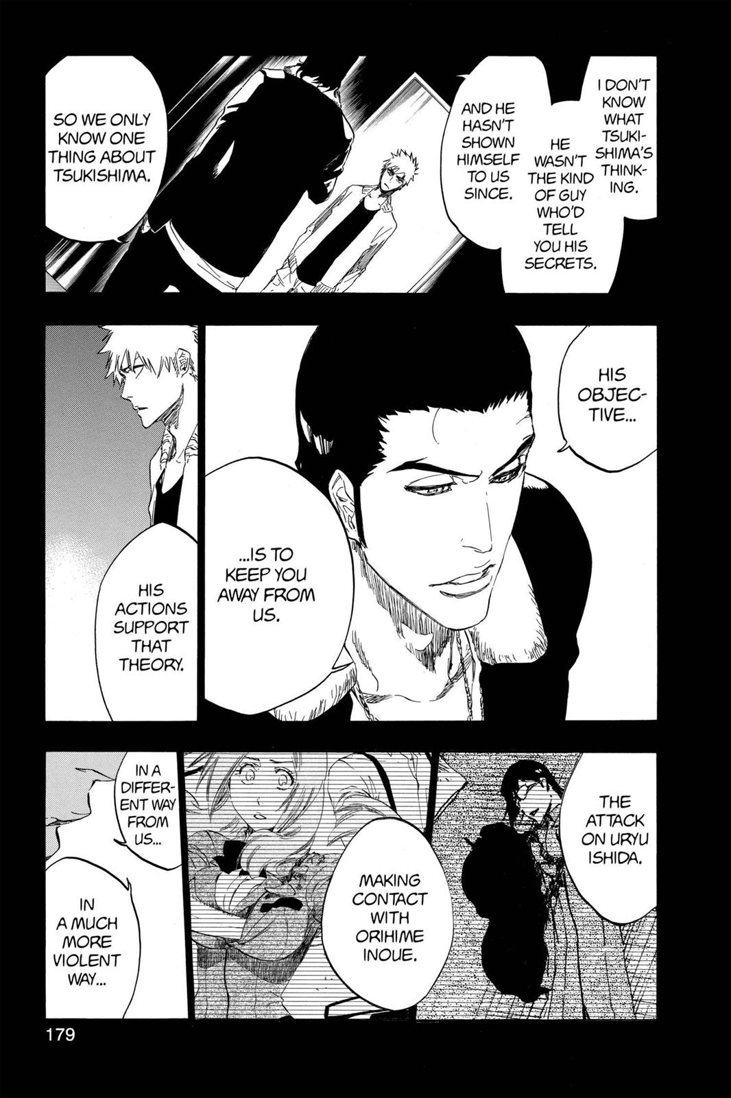 Bleach, Chapter 441 image 009