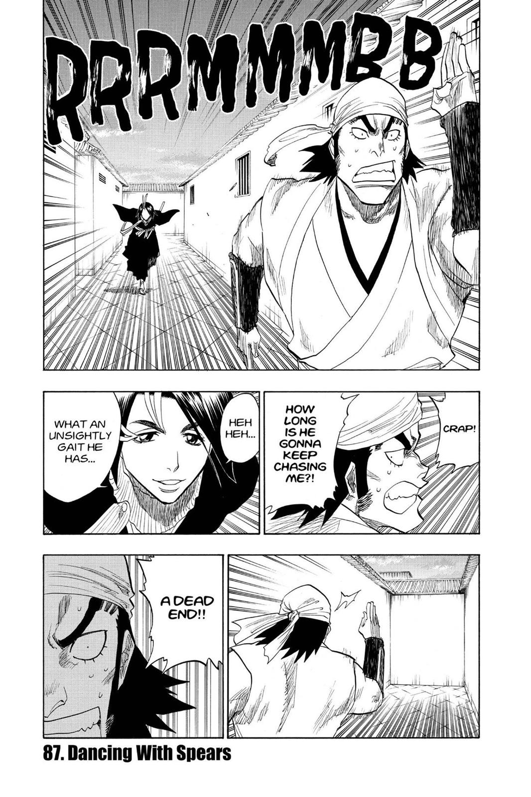 Bleach, Chapter 87 image 001