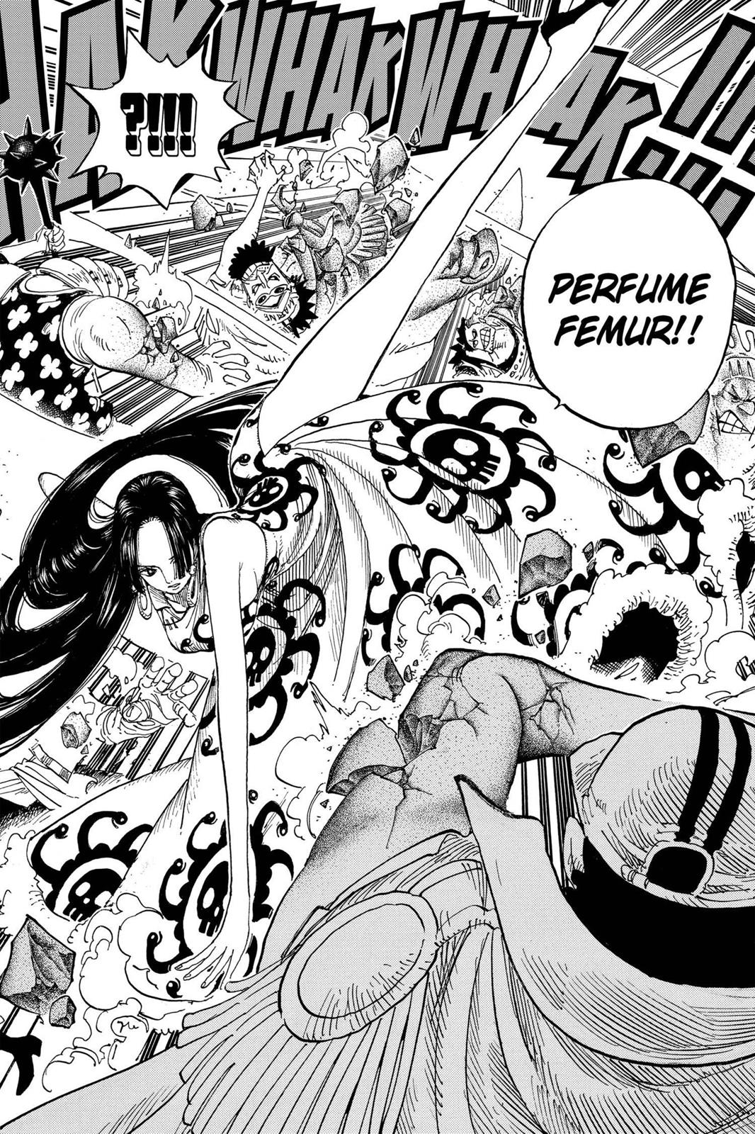 One Piece, Chapter 555 image 010