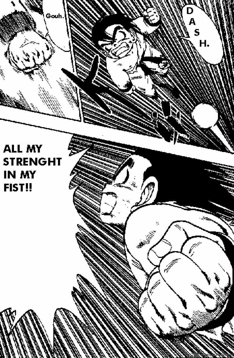 Dragon Ball, Chapter 160 image 013