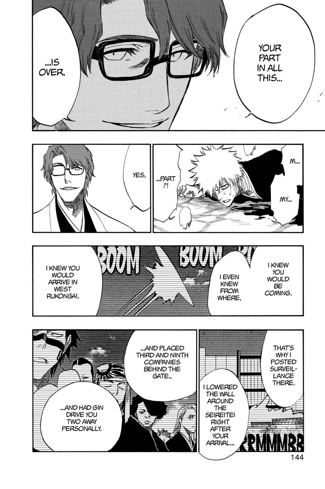 Bleach, Chapter 175 image 006