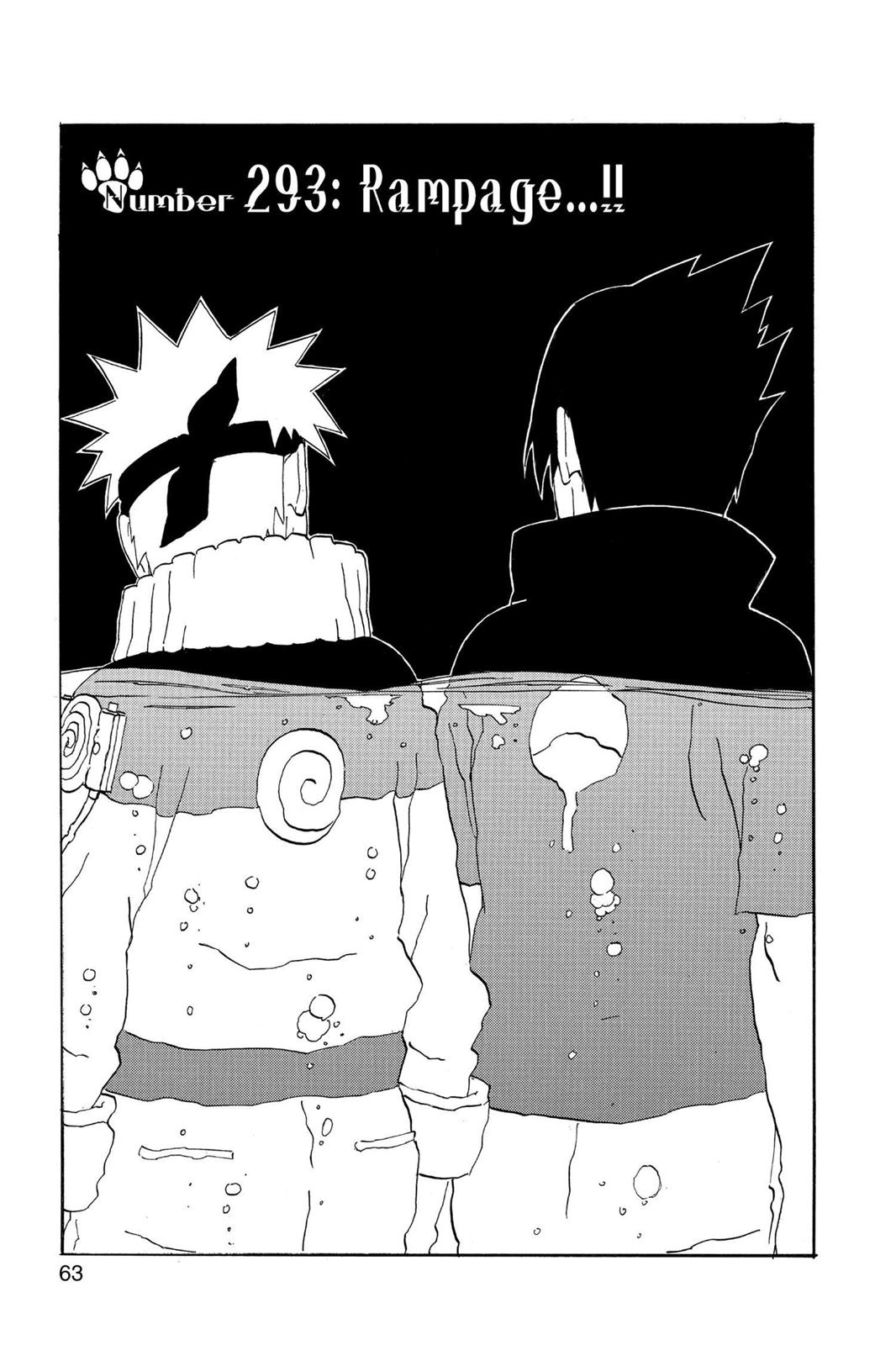 Naruto, Chapter 293 image 001