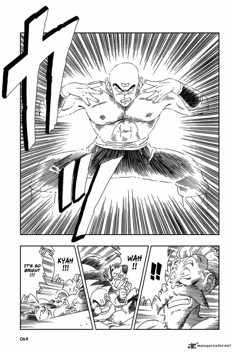 Dragon Ball, Chapter 124 image 004
