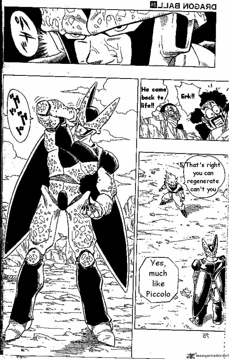 Dragon Ball, Chapter 402 image 011