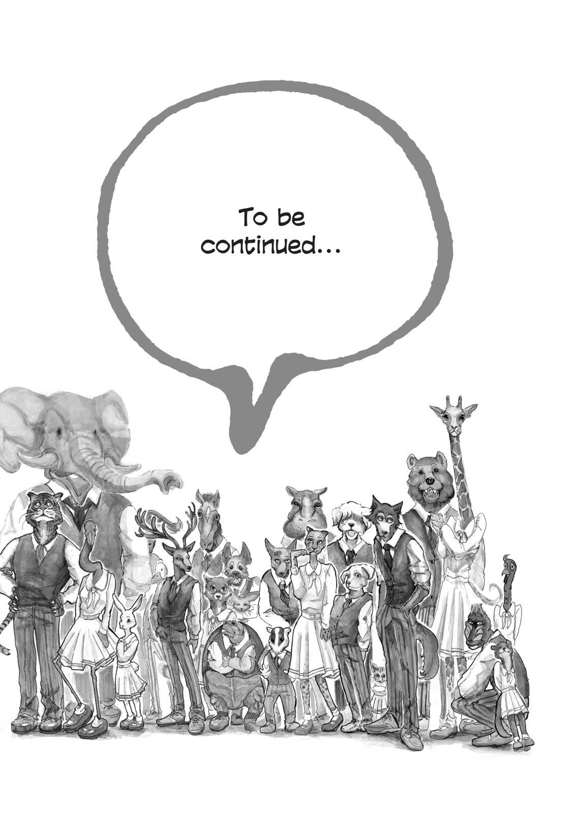 Beastars Manga, Chapter 52 image 019