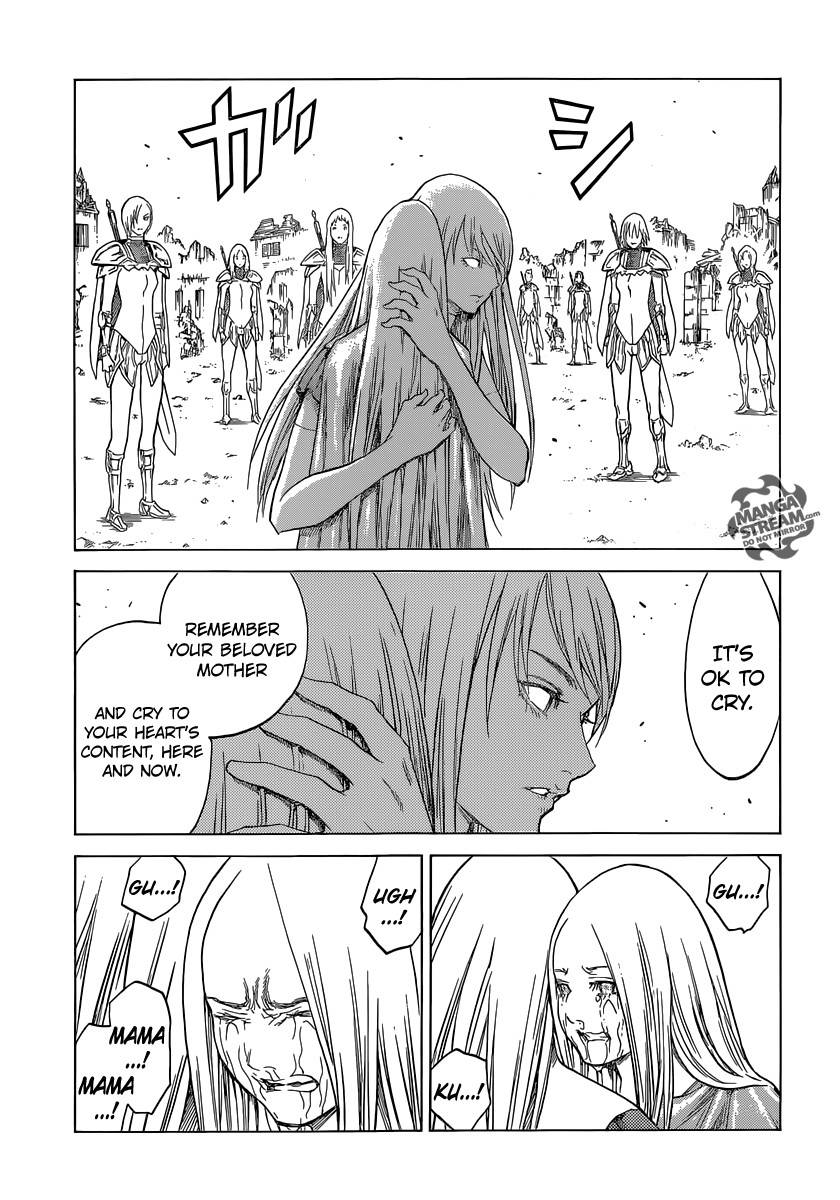 Claymore, Chapter 143 image 008