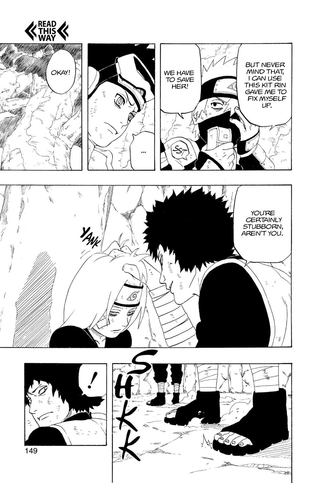 Naruto, Chapter 243 image 003
