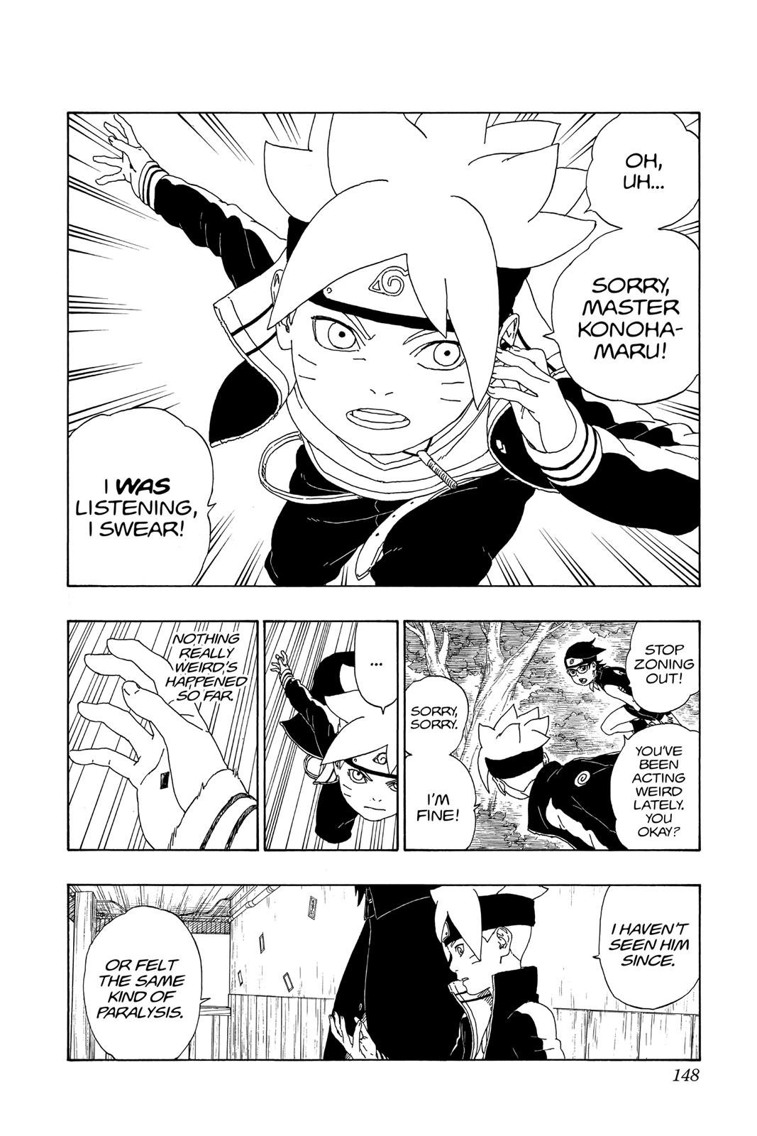 Boruto Manga, Chapter 11 image 004