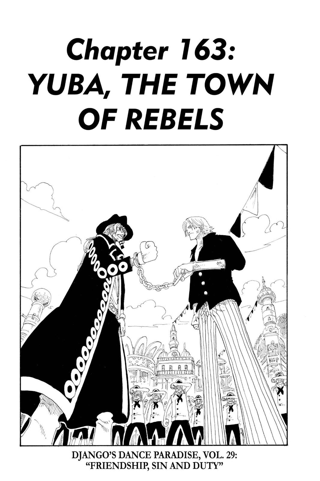 One Piece, Chapter 163 image 001