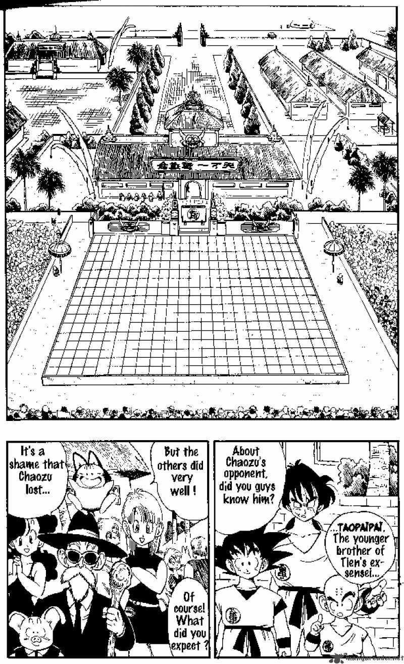 Dragon Ball, Chapter 169 image 001