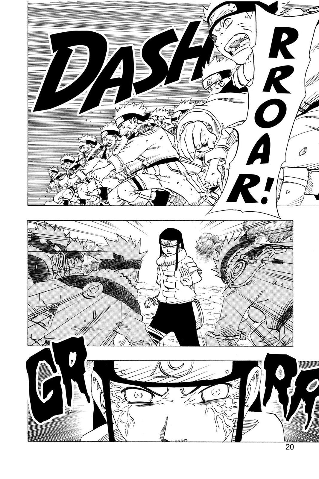Naruto, Chapter 100 image 021