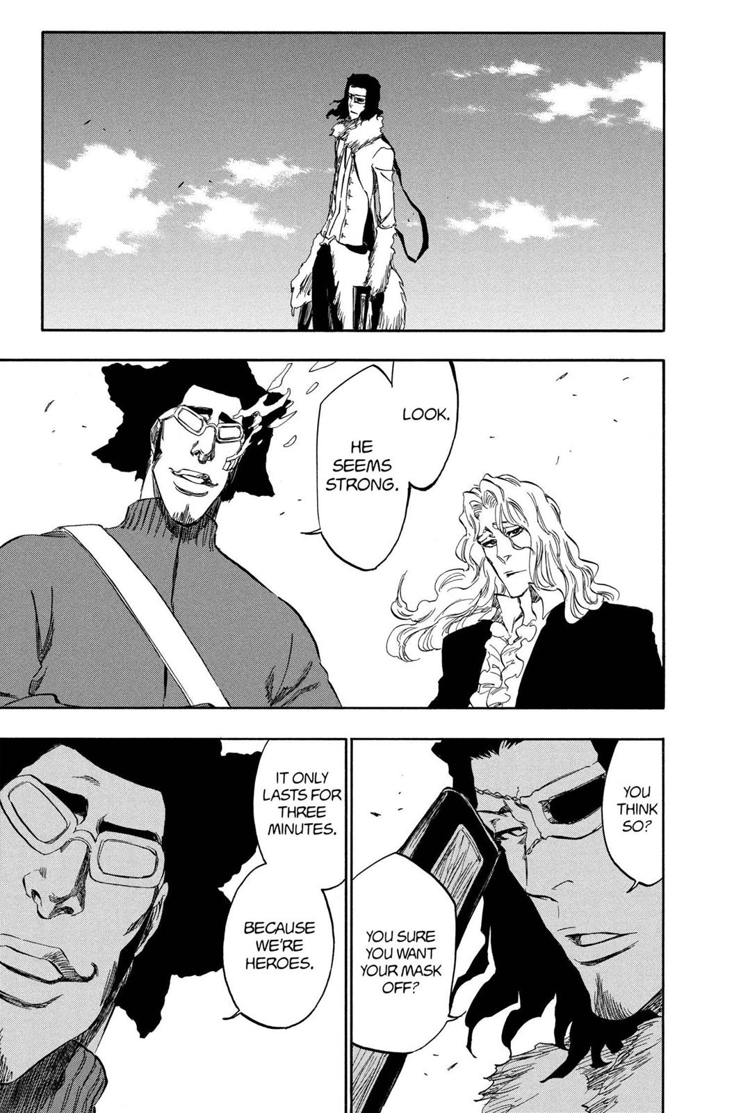Bleach, Chapter 367 image 013