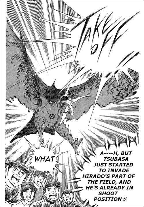 Captain Tsubasa, Chapter 67 image 021