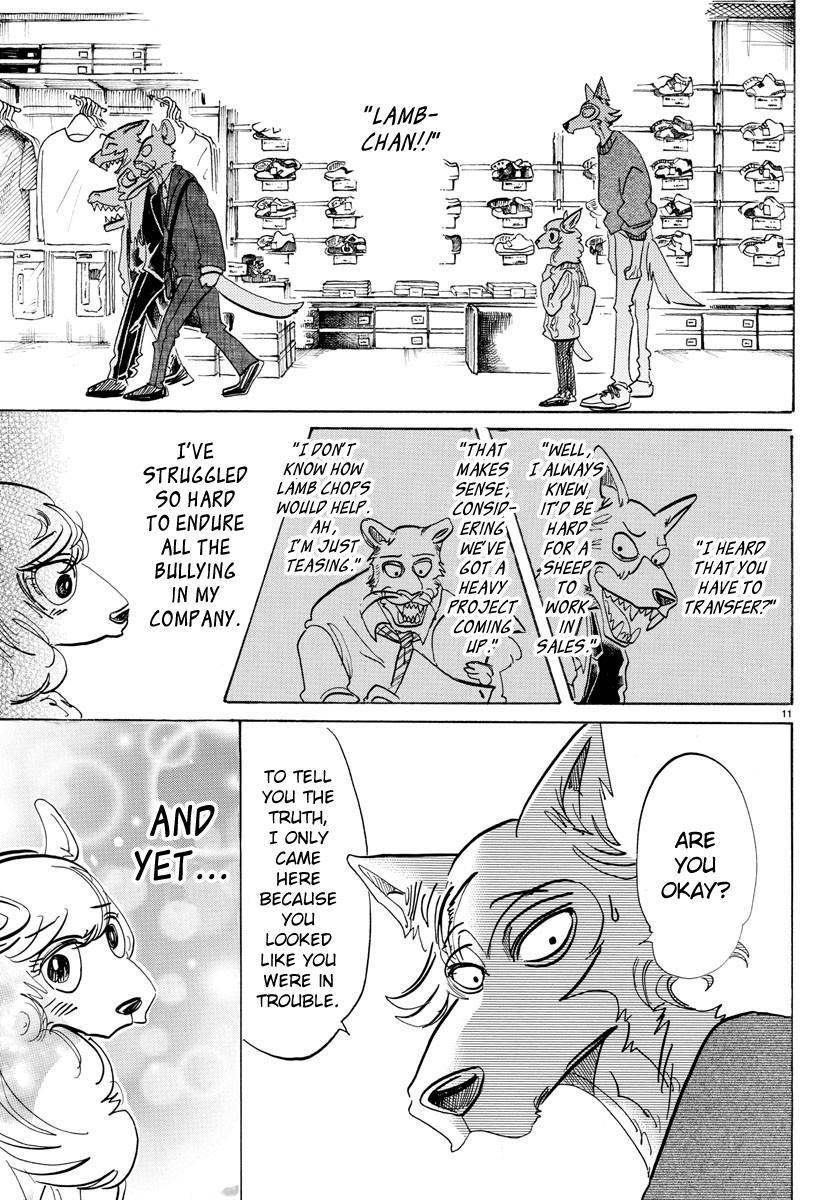 Beastars Manga, Chapter 110 image 012