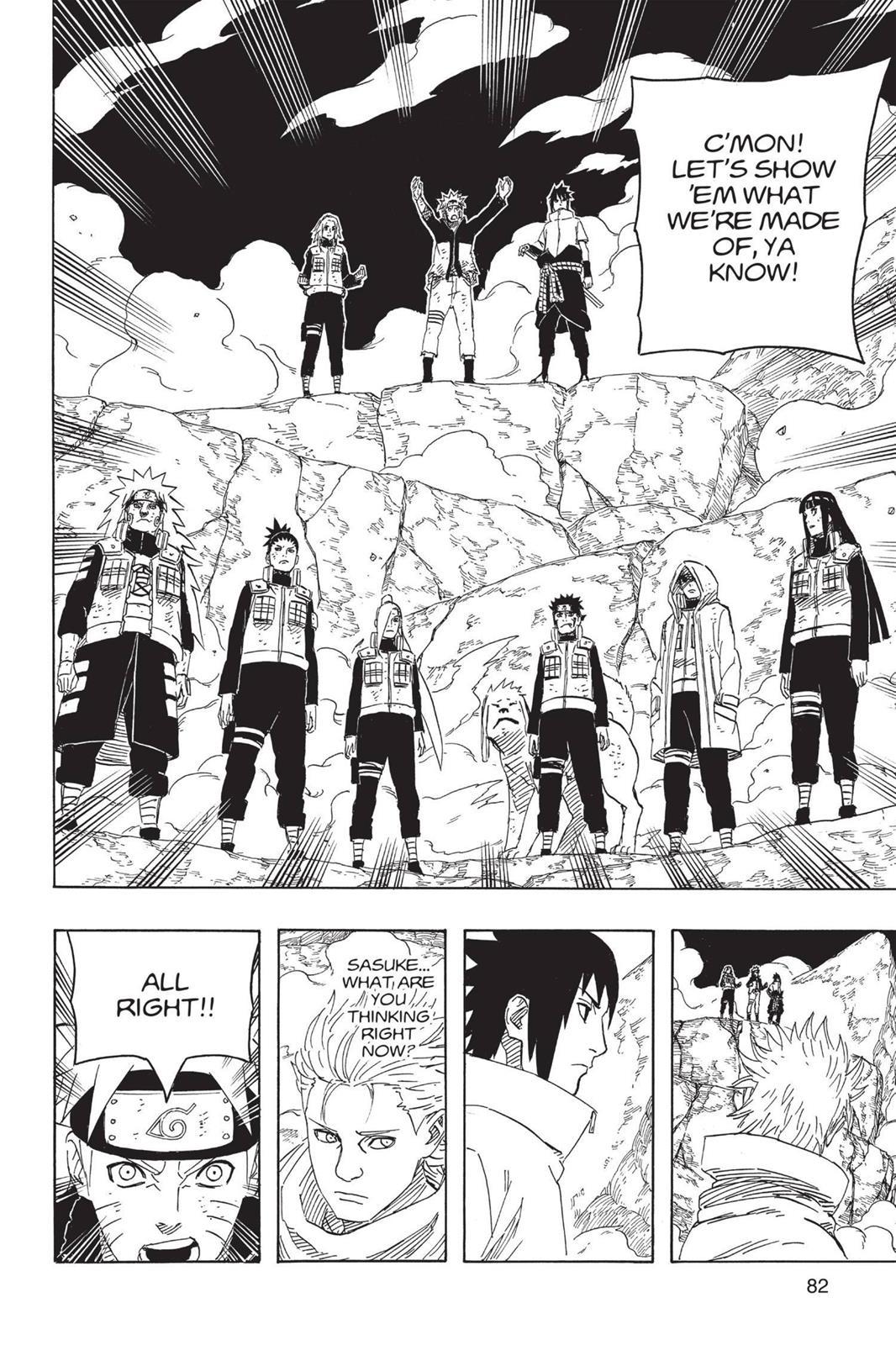 Naruto, Chapter 632 image 004