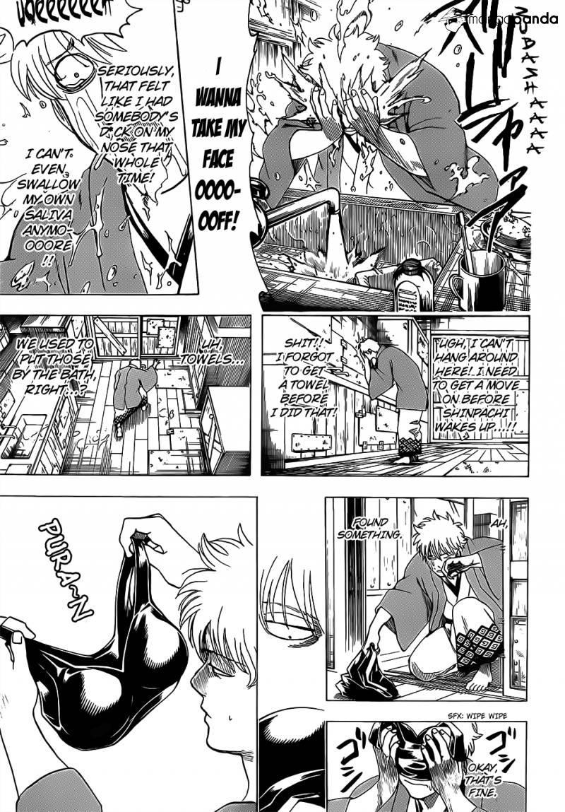 Gintama Chapter, 688 image 017